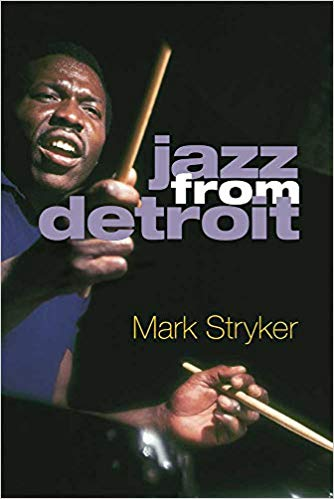 Cover of Jazz From Detroit book